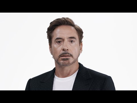 Robert Downey Jr - Save The Day  - Vote!