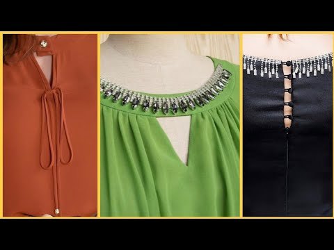 Churidar Neck Designs | Neck Design | Kurti Neck Design | Neckline Design | Gale Ke Design
