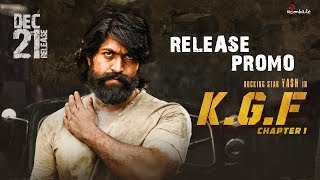 #KGF Movie Release Promo, Grand Release On 21st December, 2018