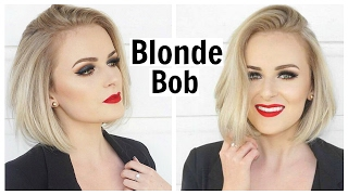 All About My Hair | Blonde Bob