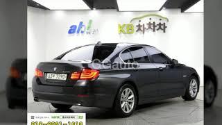 BMW 5시리즈 528I F10 수입차판매 중고차도깨비…