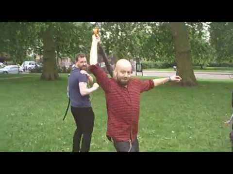 Kensington Gardens Tour - London Royal Parks (with a surprise ending!)