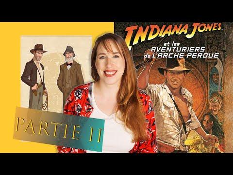 INDIANA JONES - SDT | PARTIE II