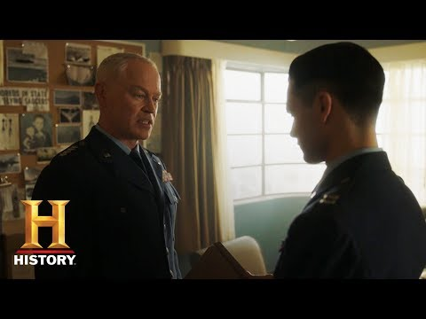 """New UFO Drama Series """"Project Blue Book"""": First Look Trailer I HISTORY"""