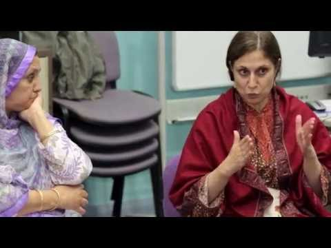 Kashmir conflict:Conversation with Parveena Ahangar and Ifat Fatima at The University of Manchester