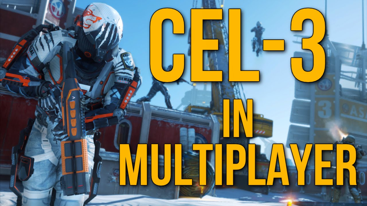 How To Get The Cel 3 Cauterizer In Multiplayer