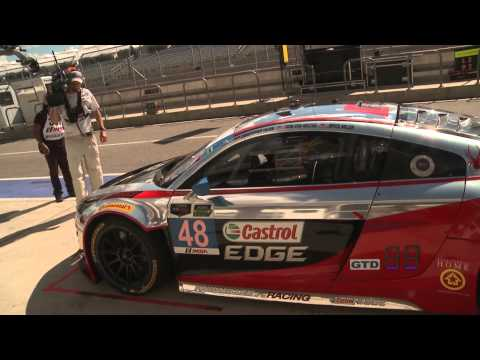 PMR Qualifying Report: COTA, 2015