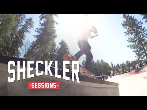 S'Klallam Tribe Skatepark | Sheckler Sessions: S3E9