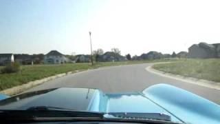 427 Corvette ride