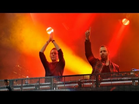 Chase & Status (DJ Set) - Count On Me At 1Xtra Live 2013
