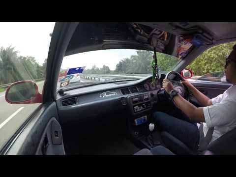 TANABE HYPER MEDALION EXHAUST CIVIC FERIO EG9 VTEC