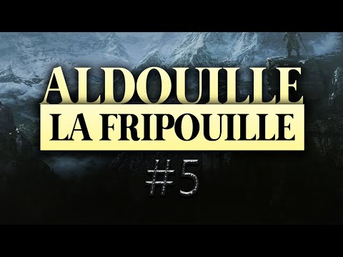 Vidéo d'Alderiate : ALDERIATE - LET'S PLAY SKYRIM - ALDOUILLE LA FRIPOUILLE - ÉPISODE 5