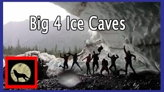Big 4 Ice Caves on The Mountain Loop Hwy.-Washington State Hikes