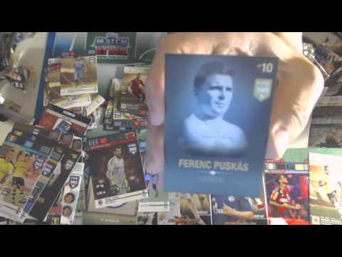Panini FIFA 365 Card Adrenalyn XL Box Break opening UK EDITION Part 1