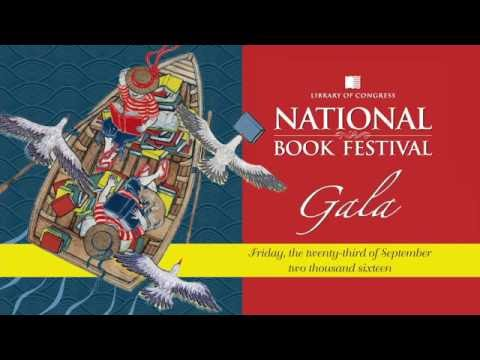 National Book Festival Gala (9/23/16, 7PM)