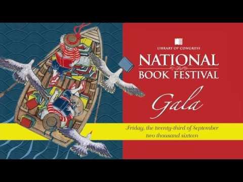National Book Festival Gala (9/23/16, 7PM)