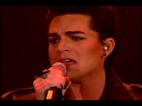 Adam Lambert Whataya Want From Me(Oprah)