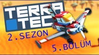 TERRA TECH 2.SEZON 5.BÖLÜM # boss savaşları,yeni araba ve bozuk görev