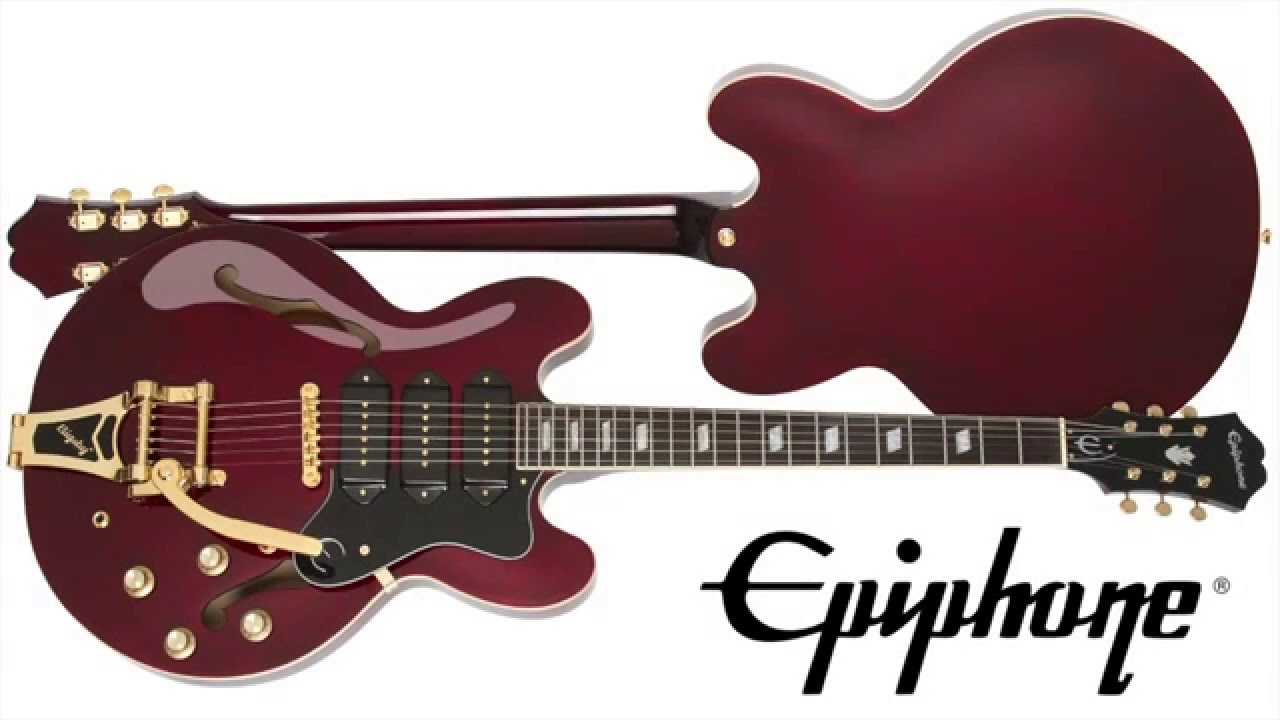 wiring diagram for epiphone riviera [ 1280 x 720 Pixel ]