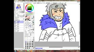 happy tobi speedpaint