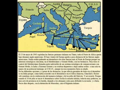 Atlas geopolitical and geo strategic of  World War IIJavier Fisac Seco.wmv