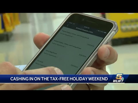 How to avoid crowds of Ohio's tax-free holiday