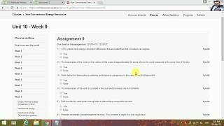 100 % Correct Solution to NCER Assignment 9 with Explanation | NPTEL Assignment thumbnail