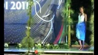 MISS BURUNDI 2011