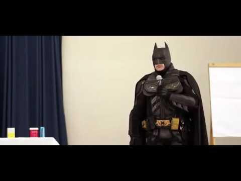 Palestra Batman Do Brasil