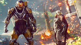 ANTHEM Story, Progression, Customization & Ranger Javelin Gameplkay (2019)