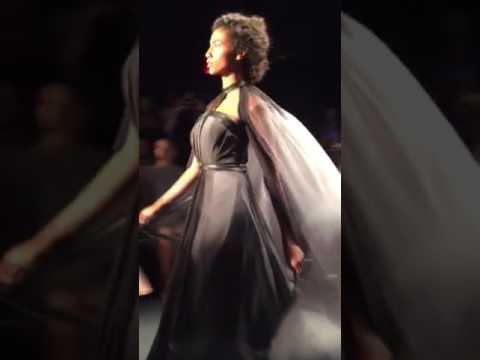 Oday Shakar SS17 New York Fashion Week Runway Show