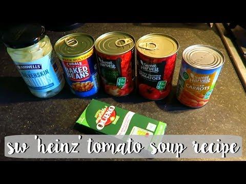 Slimming World 'Heinz' Tomato Soup Recipe!   Phoebe & Me