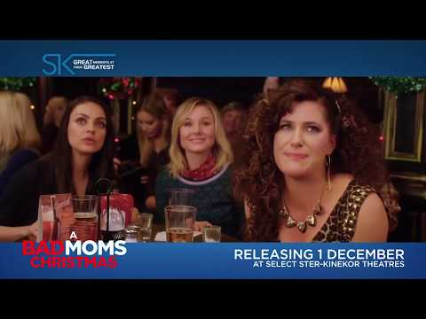 Bad Moms Christmas Plasma Trailer