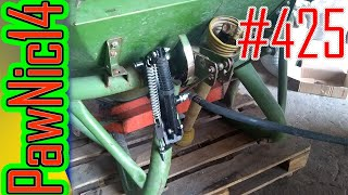 Montaż hydraulicznego otwierania Amazone ZA-F 603 - Życie zwyczajnego rolnika #425