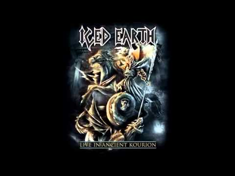 Iced Earth  Damien in Ancient Kourion Cyprus AUDIO ONLY