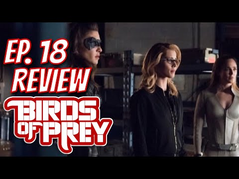 "The Birds Of Prey! Arrow 7x18 Review - ""Lost Canary"""