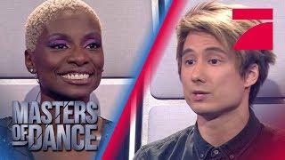 Team Julien vs. Team Nikeata: Wer gewinnt das 2. Duell?   Masters of Dance   Finale   ProSieben