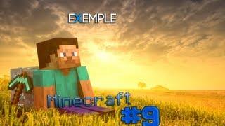 [Minecraft] Продолжаем строить ферму #9