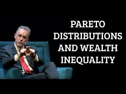 Jordan Peterson   Pareto Distributions & Wealth Inequality