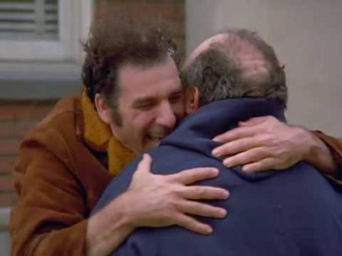Seinfeld  FDR Nails Kramer with a Snowball