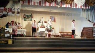 Українські вечорниці у Тисменицькій школі