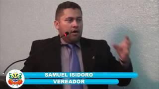 Samuel Isidoro Pronunciamento 17 11 17