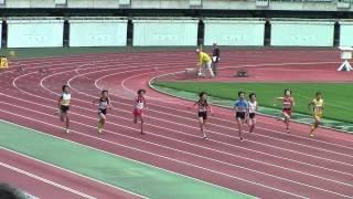 【1組】(+0.8m) 1 12.54 磯谷 友里 2 聖マリア女学院中・岐阜 2 12.94 ...