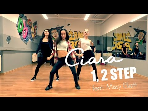 1, 2 STEP ♥ CIARA feat. Missy Elliott | Jazz Funk Class | Choreography TanzAlex
