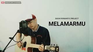 MELAMARMU BADAI ROMANTIC PROJECT COVER HIBUR DIRI CHANNEL - Jadilah Pasangan Hidupku