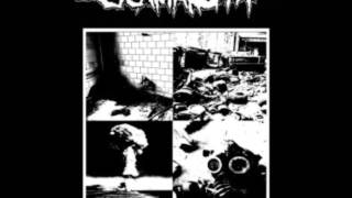 Lycanthrophy / Suffering Mind (Full Split)
