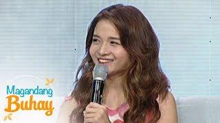 Magandang Buhay Kristel 39 s relationship status