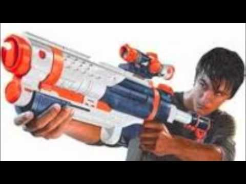 Review Nerf Elite Spectre Unboxing Review And Firin