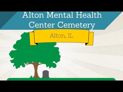 Alton Mental Health Center Cemetery - Alton, IL - Video Documentary