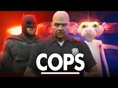 GTA V   COPS Episode 1 (Rockstar Editor Machinima)